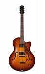 039289 5th Avenue CW Kingpin II HB Cognac Burst Электрогитара арктоп, Godin