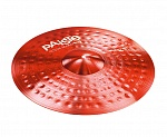 "0001922720 Color Sound 900 Red Heavy Ride Тарелка 20"", Paiste"