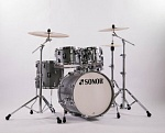 17503040 AQ2 Studio Set TQZ 17340 Барабанная установка, серый, Sonor